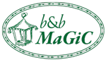 Bed and Breakfast Magic Logo
